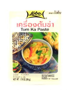 Tom Ka [Tom Ka] Paste | Buy Online at the Asian Cookshop
